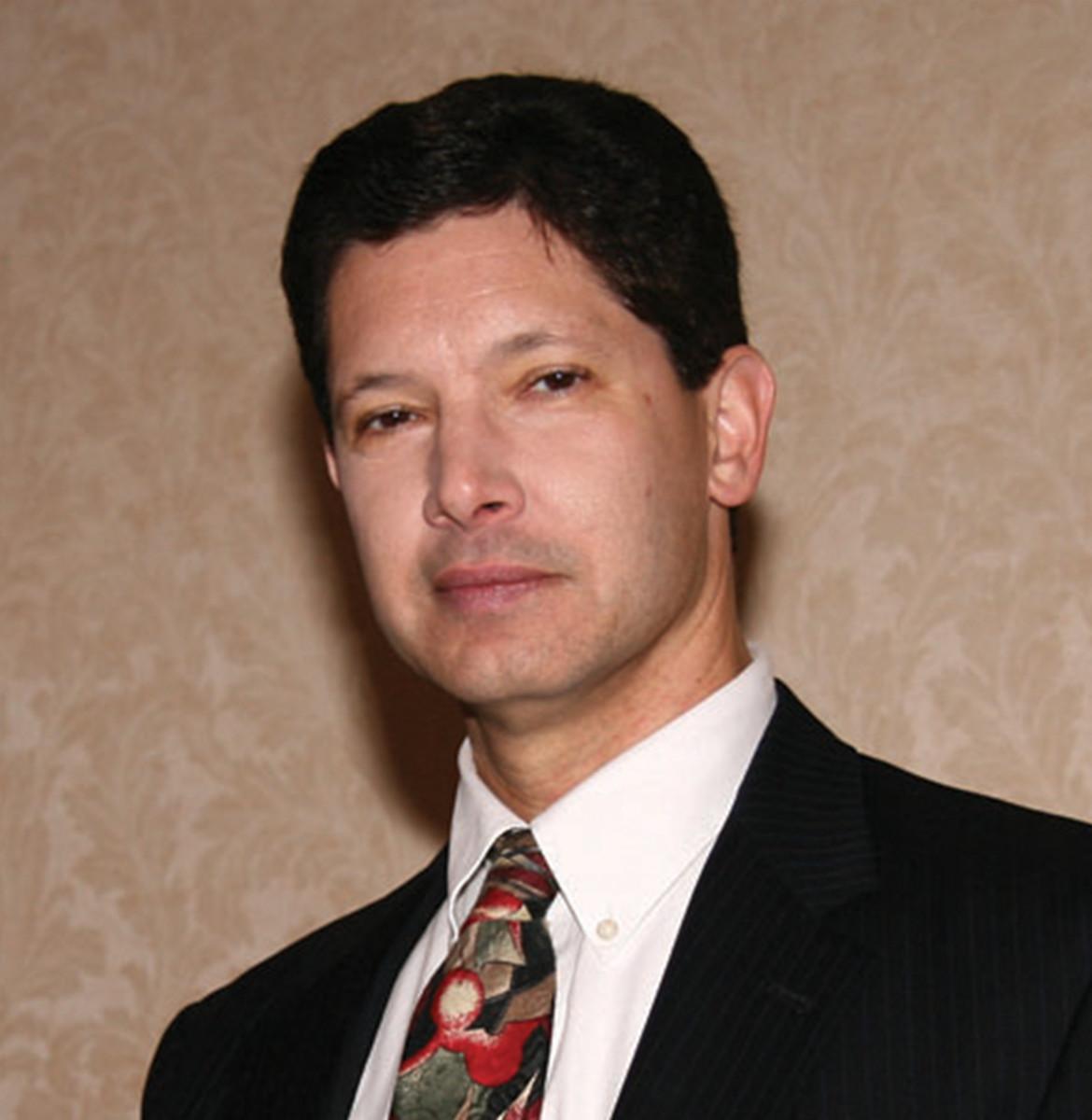 Faculty Member Thomas Brinker Jr. Wide Photo