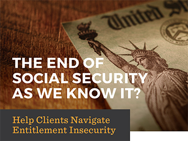 CTA for The End of Social Security As We Know It