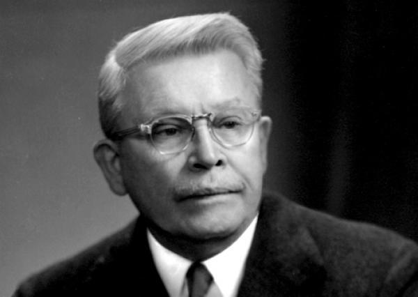 Solomon S. Huebner