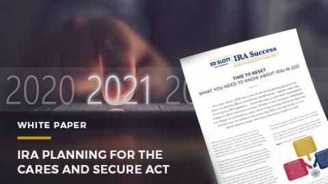 Background image for IRA Planning white paper